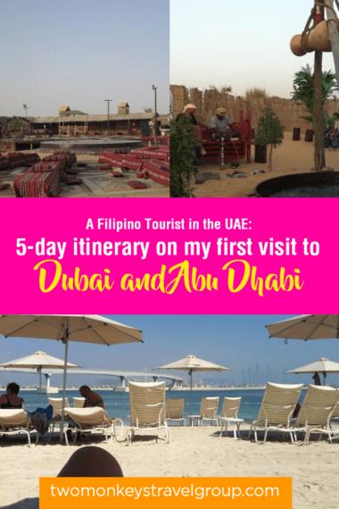 Travel Guide to Dubai and Abu Dhabi
