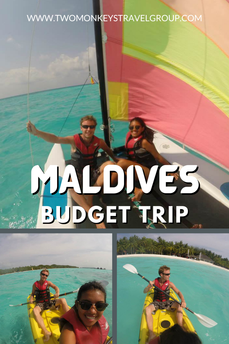 Budget Trip to Maldives Daily Itinerary, Tips and Expenses Breakdown