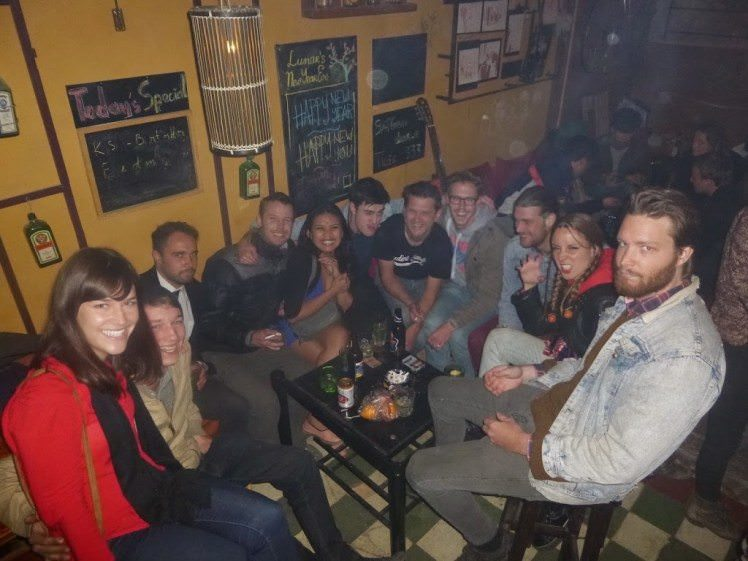 Memories of Hanoi, Vietnam Backpackers to Expats 4