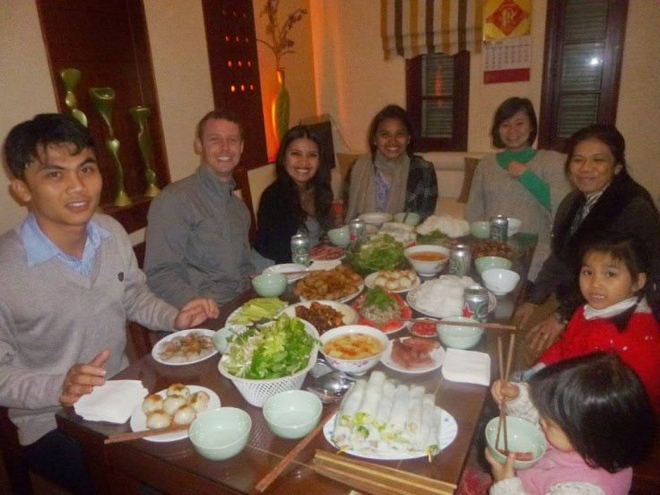 Memories of Hanoi, Vietnam Backpackers to Expats 7