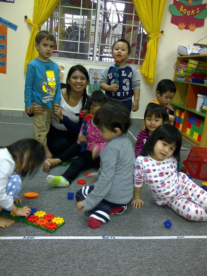 Teaching English3