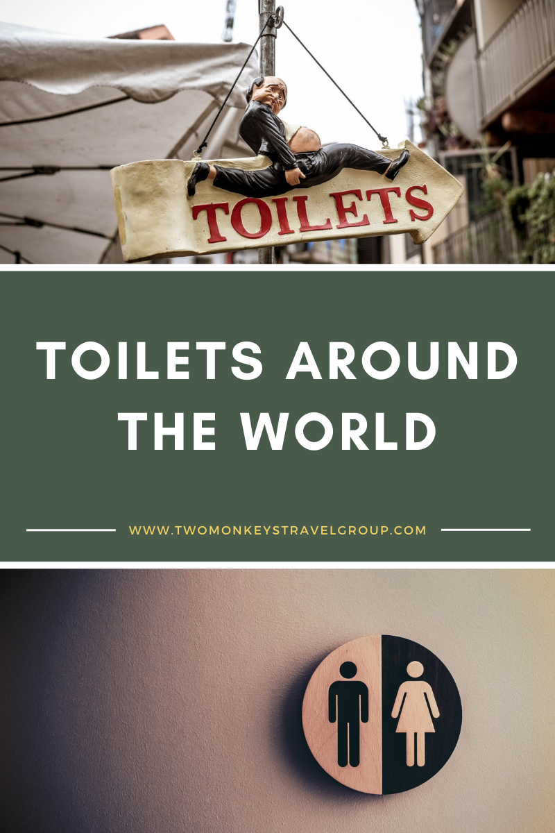 Toilets Around the World [From Asia to Europe to the Americas]