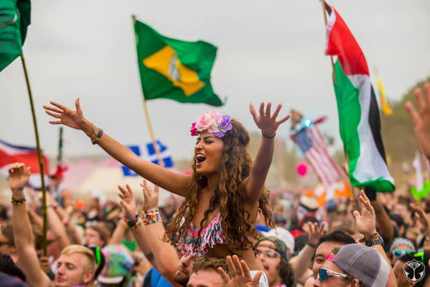 Tomorrowland Brazil 2015