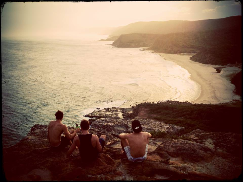 Two Monkeys Travel - Garie Beach - Sydney - Australia