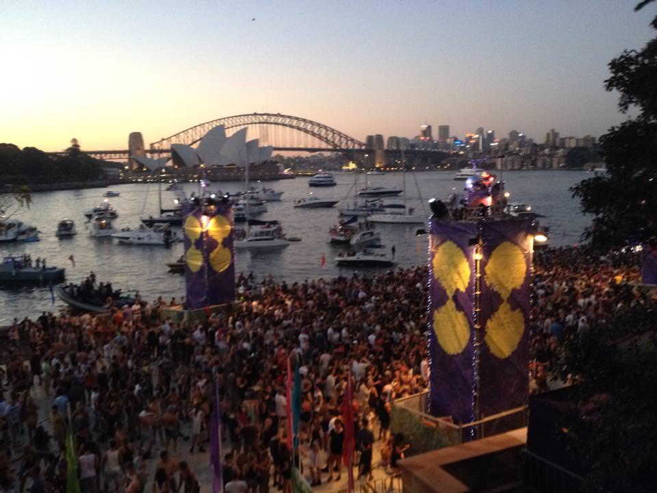 Two Monkeys Travel - Nights Out Party - Sydney - Australia