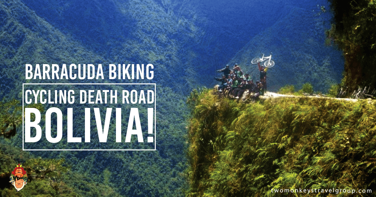 Barracuda Biking - Cycling Death Road Bolivia!