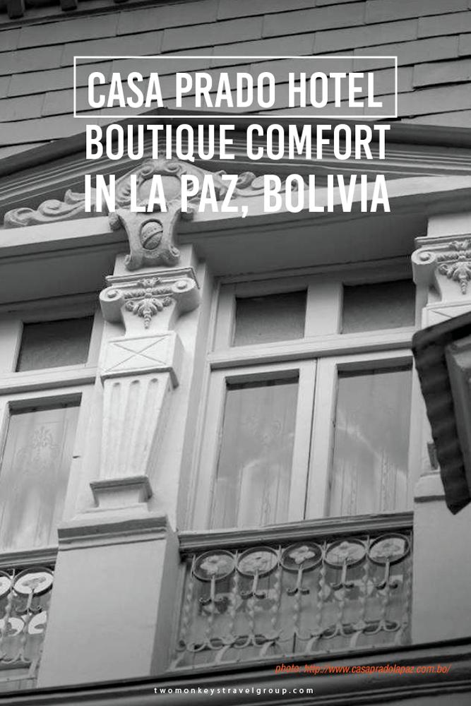 Casa Prado Hotel- Boutique Comfort in La Paz, Bolivia