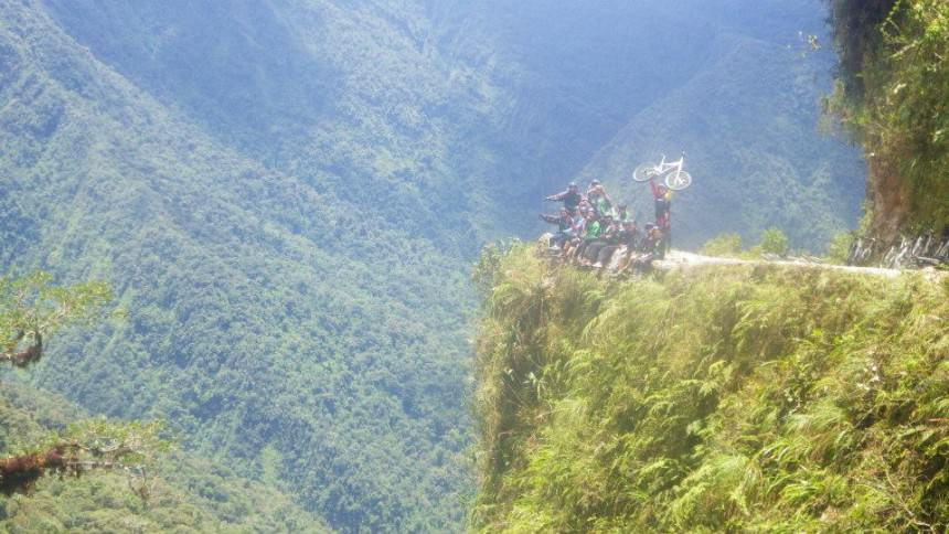 Death Road Bolivia Featured Image