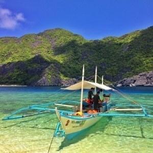 Island Hopping Trip in Palawan