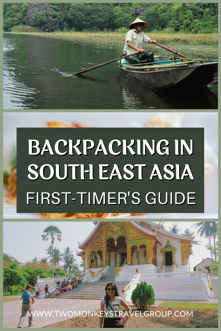QUICK First timer's Guide to Backpacking in South East Asia