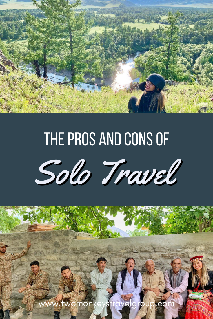 The PROs and CONs of Solo Travel Should You Do It