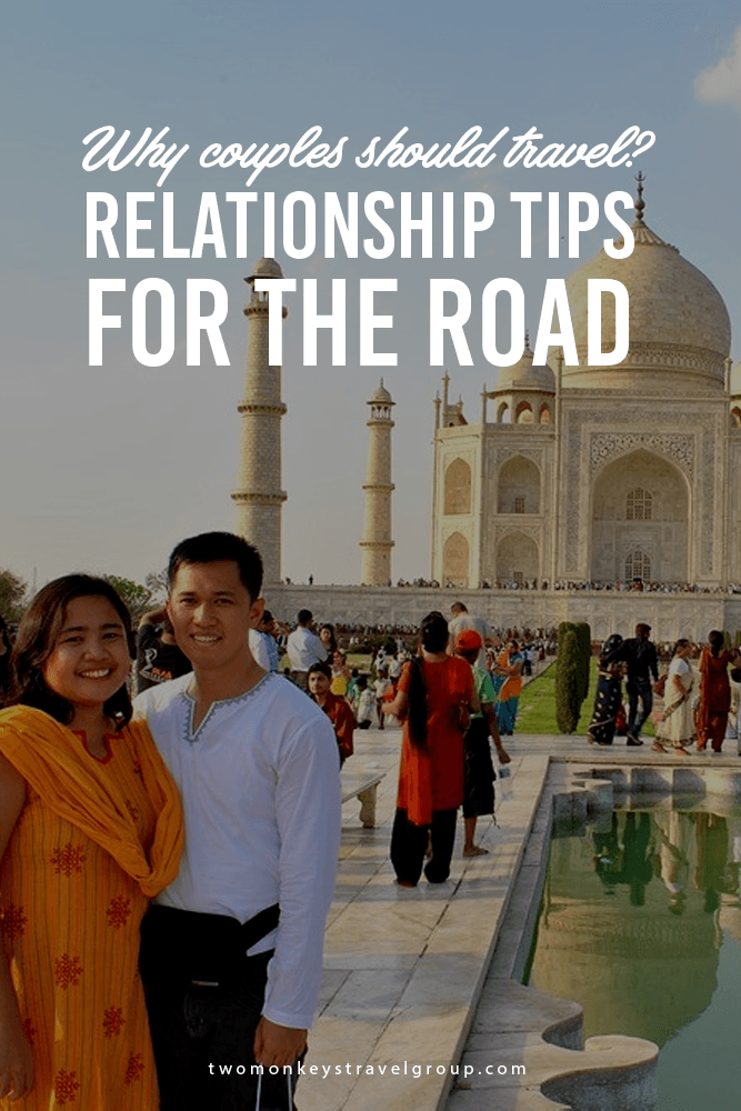 Why couples should travel? Relationship Tips for the Road