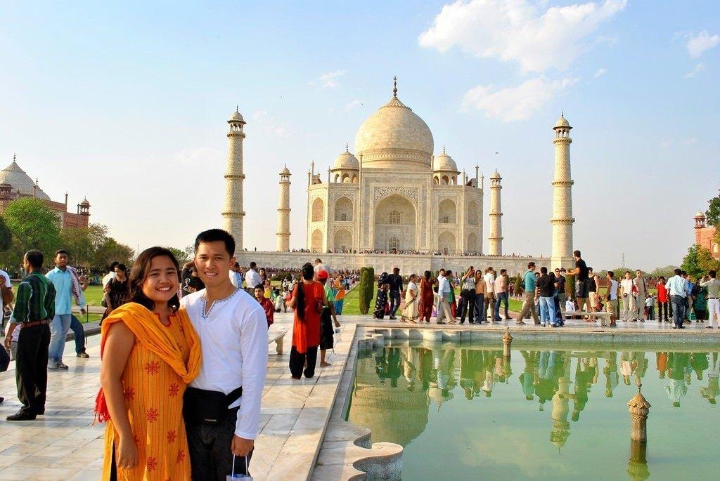 Visited Taj Mahal
