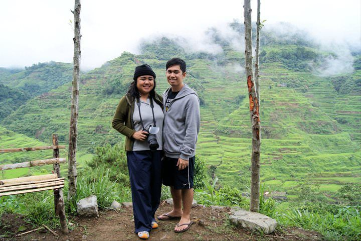 A must-see in the Philippines! I used to work with the communities at the Banaue Rice Terraces.