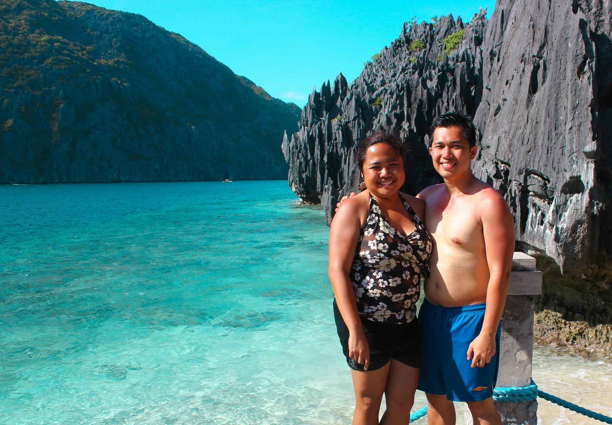 In one of Philippines' finest, El Nido
