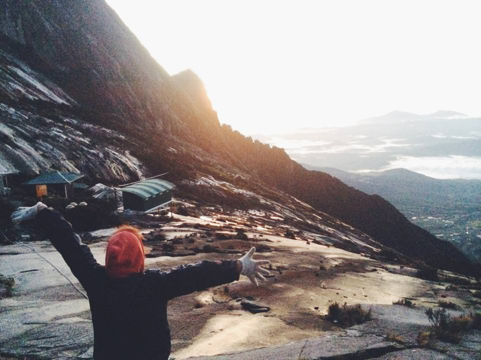 Mt. Kinabalu: Climbing it was way way beyond epic. =)
