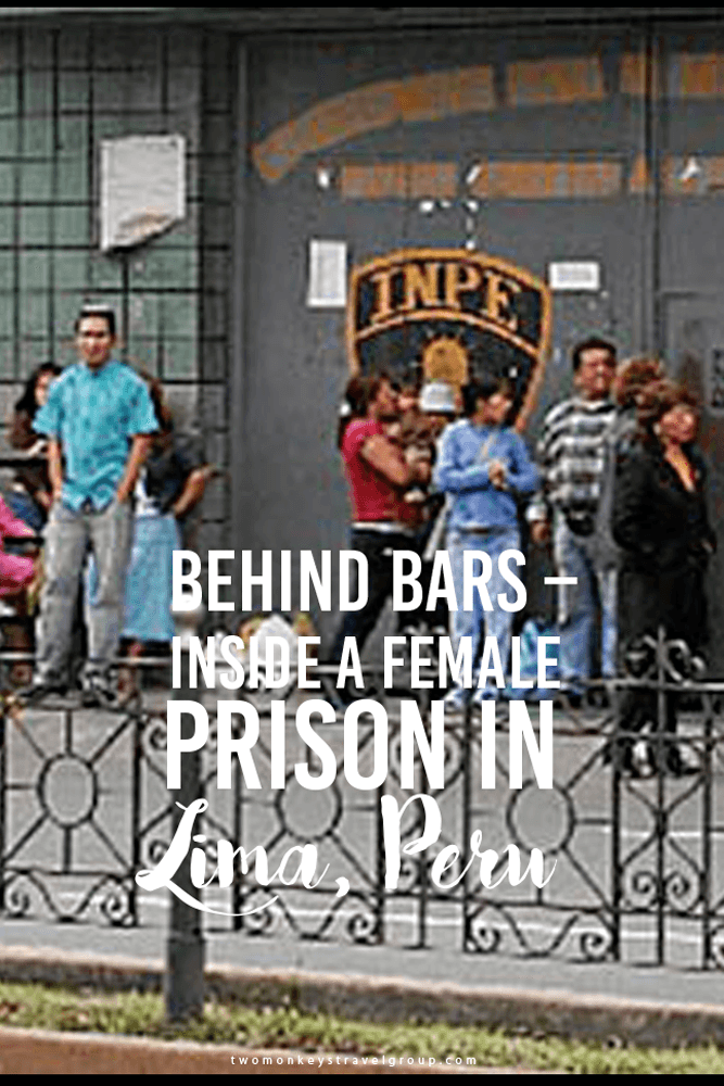 Behind bars – Inside a female prison in Lima, Peru