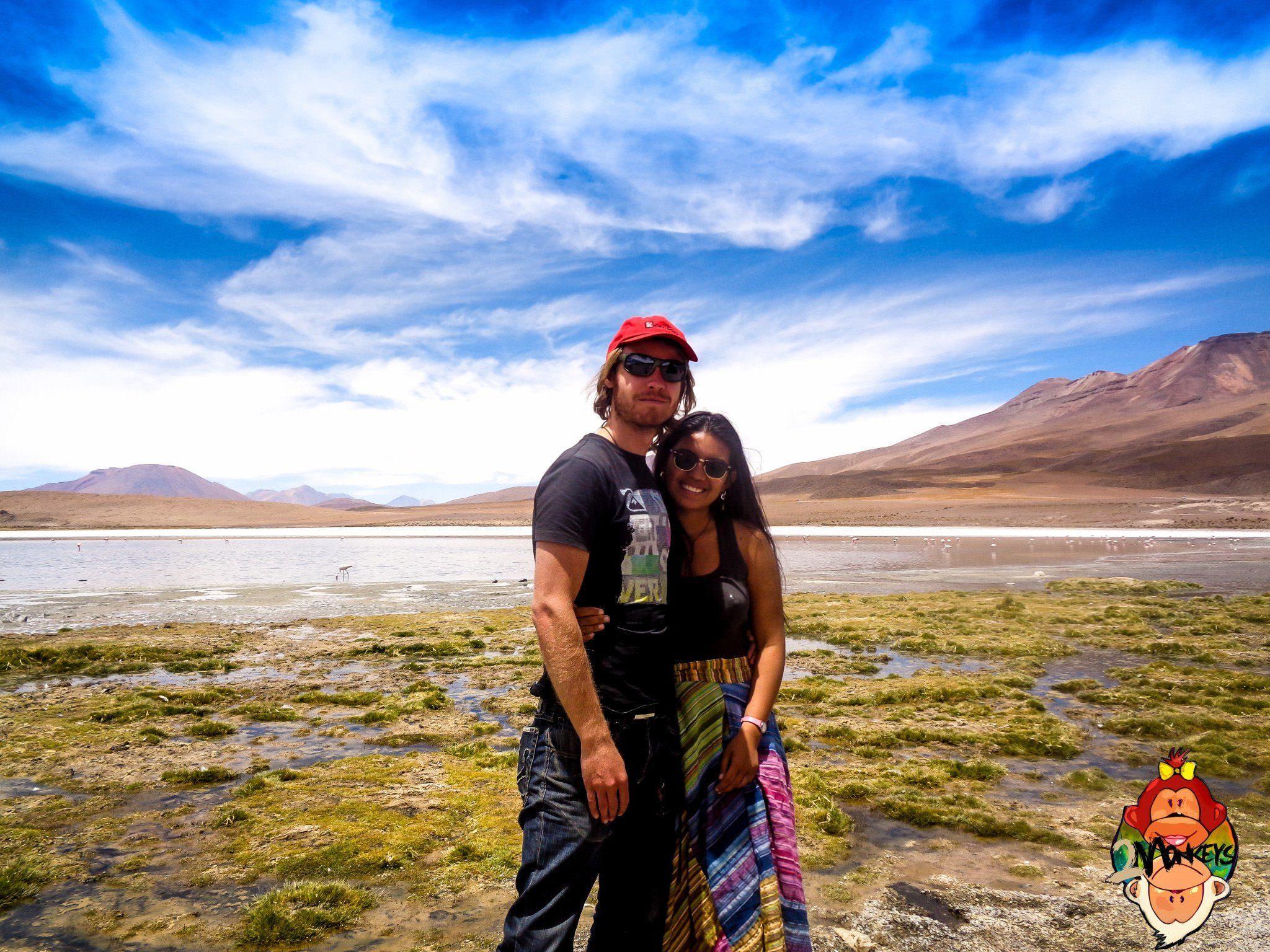 Uyuni, Bolivia to San Pedro Atacama, Chile