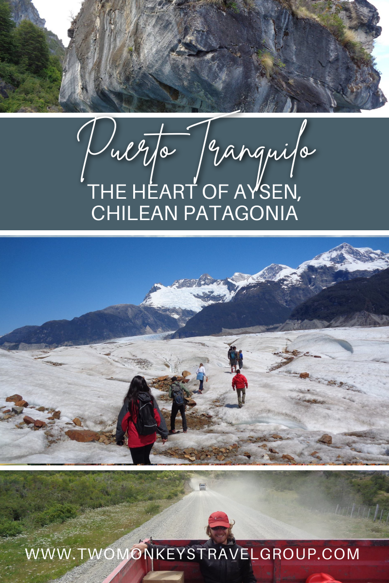 Puerto Tranquilo The heart of Aysen, Chilean Patagonia