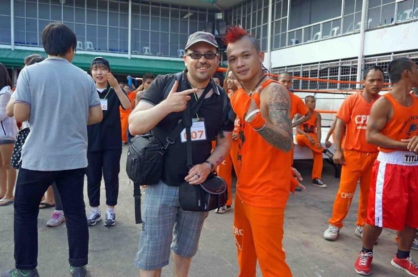 Rob Brand and the Dancing Inmates of Cebu