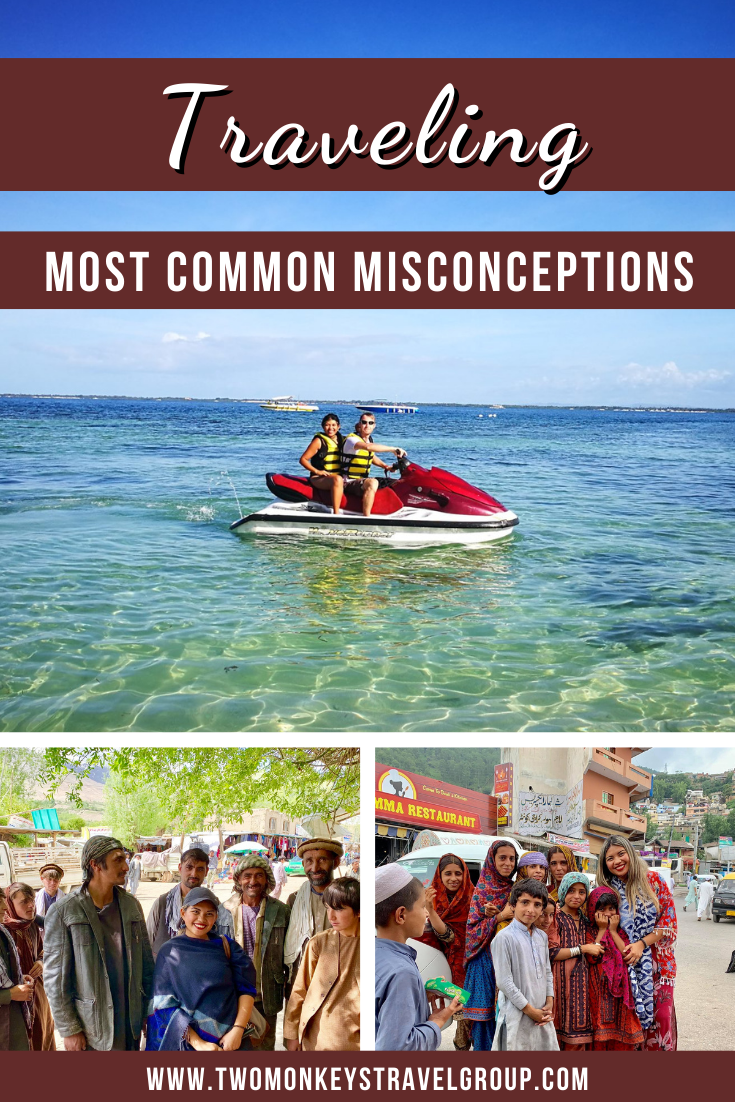 5 Most Common Traveling Misconceptions