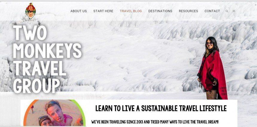 How to Start a Travel Blog and Earn Money in 6 months (Part 1 of 2) 1