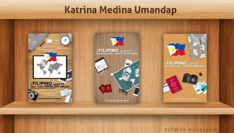 Katrina Umandap Travel Ebooks