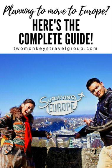 Planning to move to Europe Here's the complete guide!