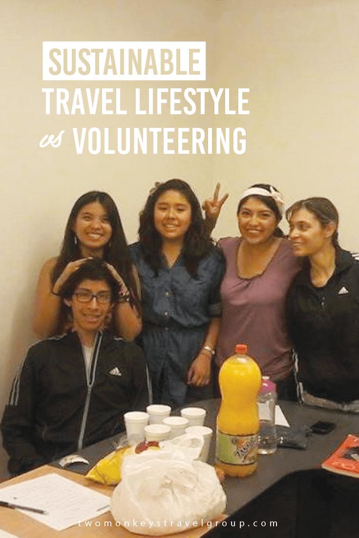 Sustainable Travel Lifestyle vs Volunteering