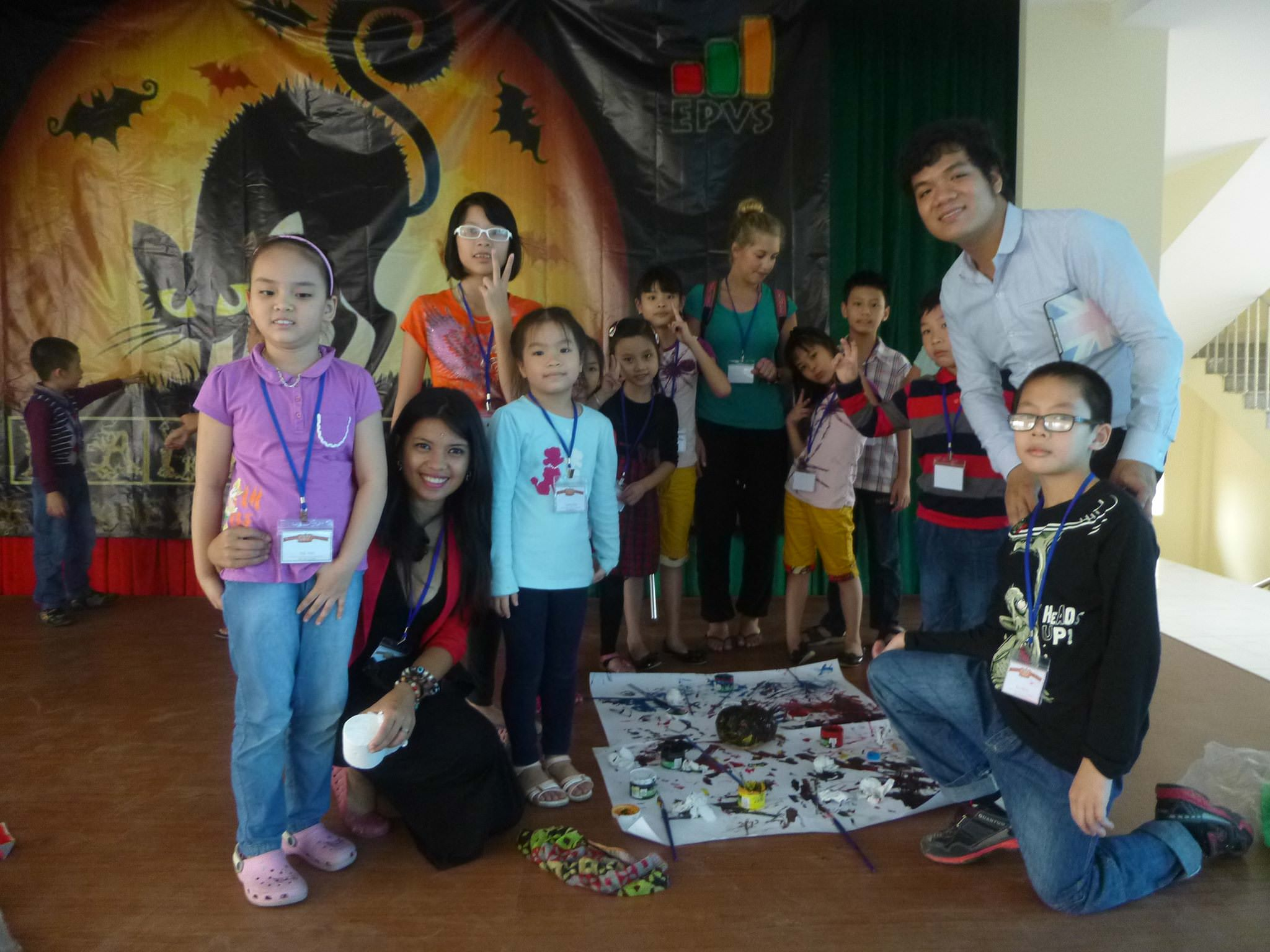 Teaching English in Vietnam