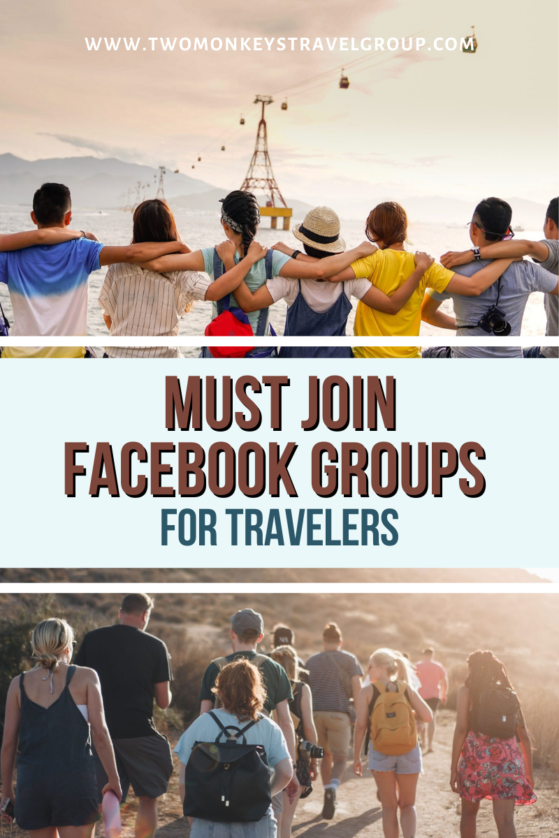 15 Must Join Facebook Groups for Travelers (Bloggers to Backpackers)