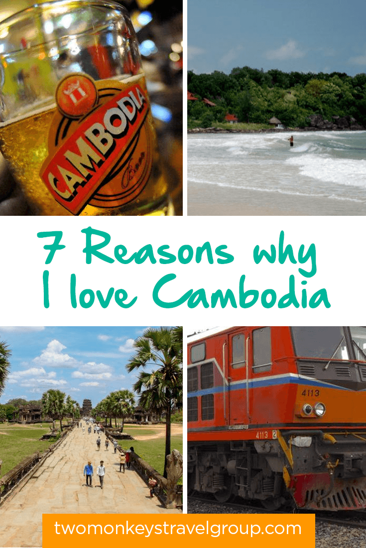 7 Reasons why I love Cambodia