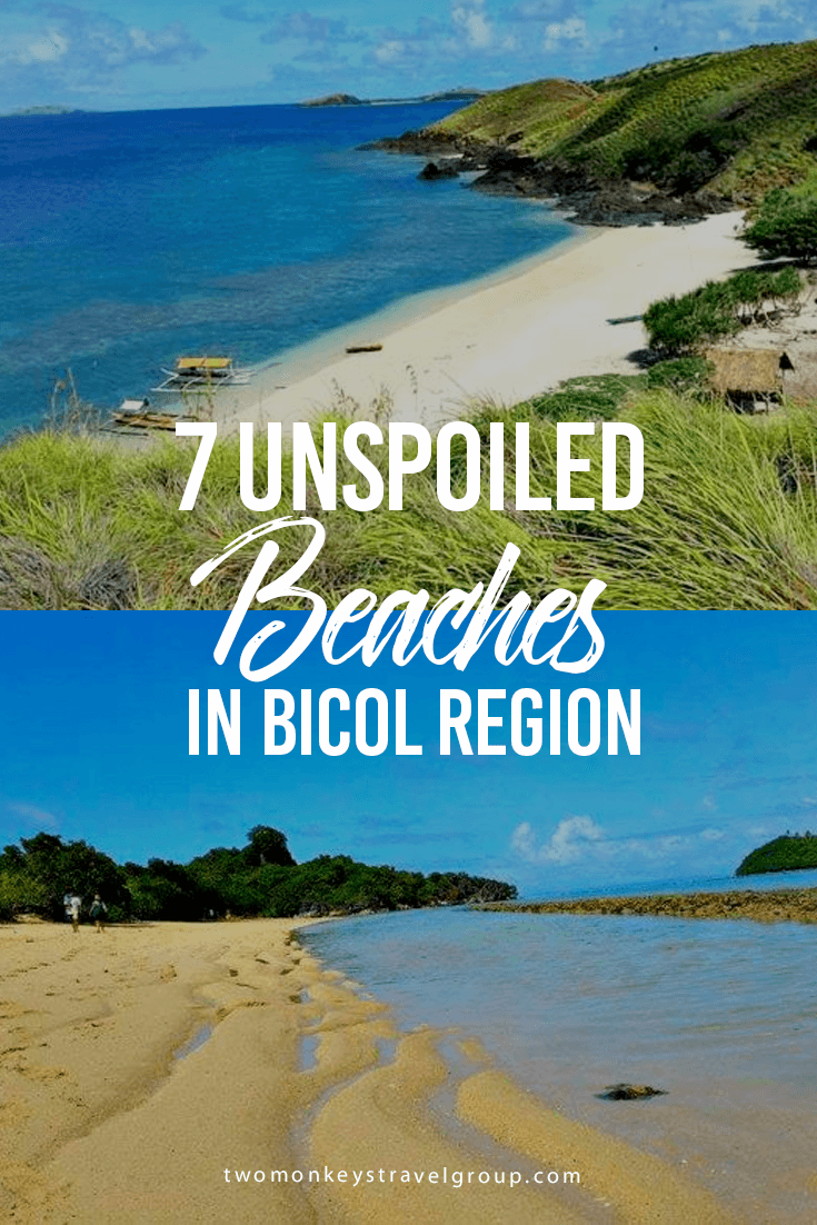 7 Unspoiled Beaches in Bicol Region1