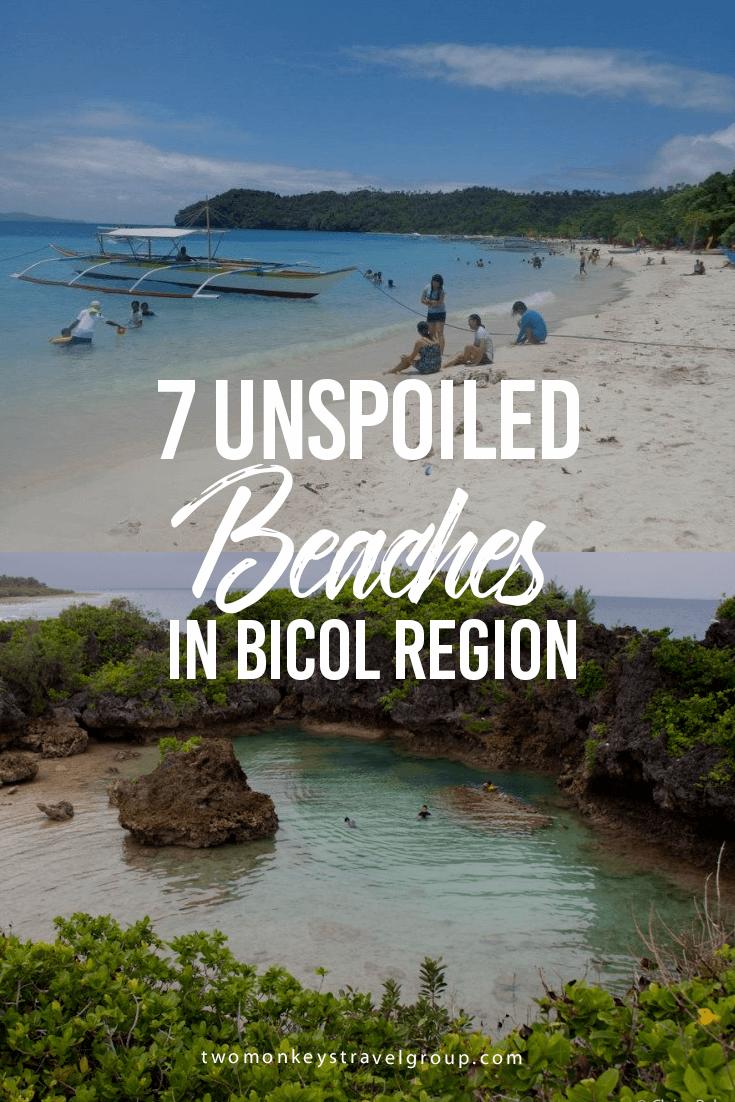 7 Unspoiled Beaches in Bicol Region2