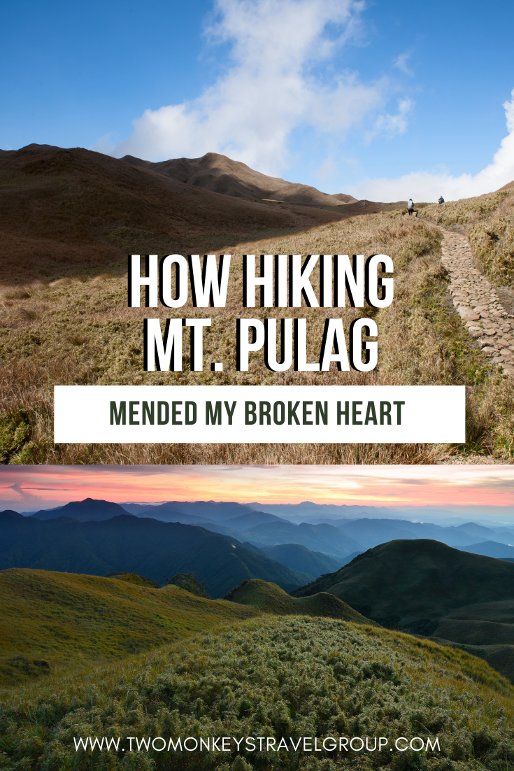 How Hiking Mt. Pulag Mended My Broken Heart