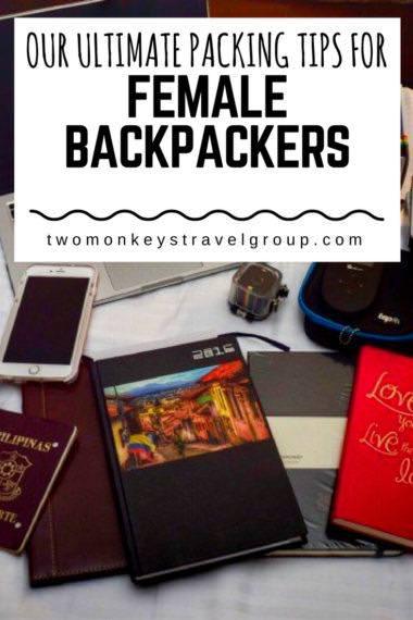 Our Ultimate Packing Tips for Female Backpackers