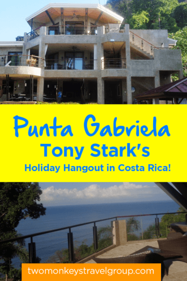 Punta Gabriela - Tony Stark's Holiday Hangout in Costa Rica