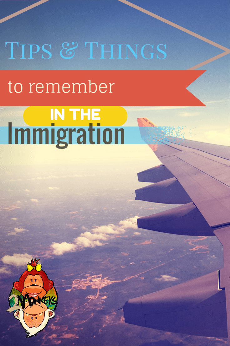TIPS IMMIGRATION