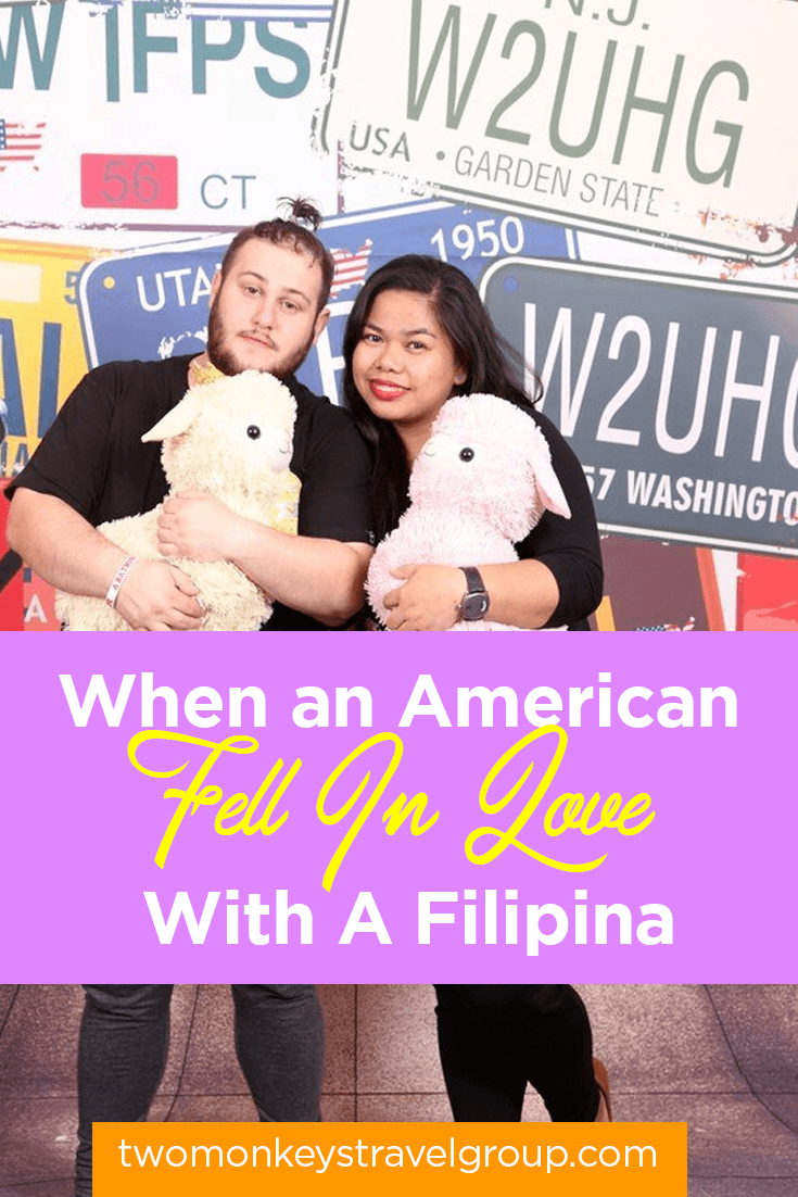 When an American Fell In Love With A Filipina