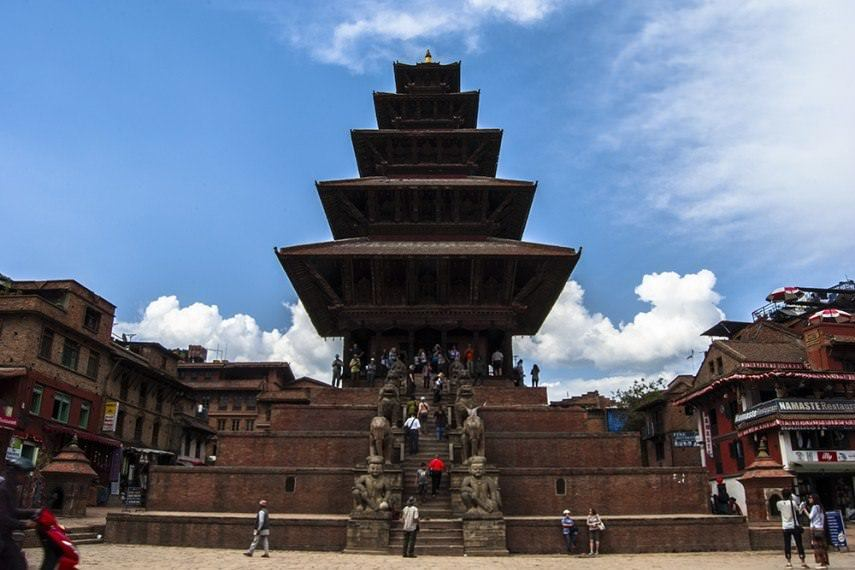 Getaway from an ordinary life: Nepal