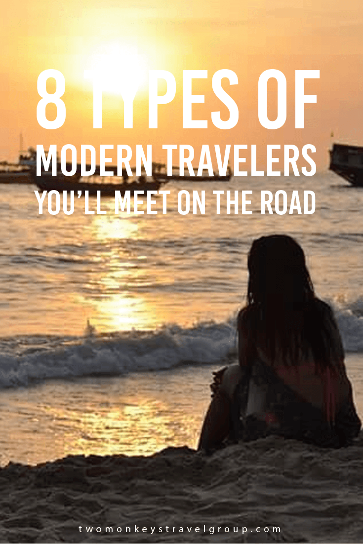 8 Types of Modern Travelers You'll Meet on the Road