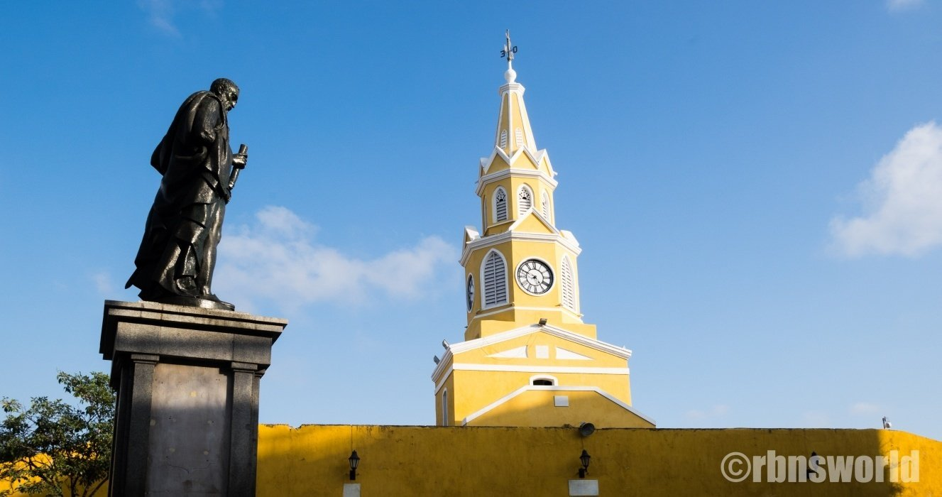 Cartagena - Colonial city with a Caribbean touch
