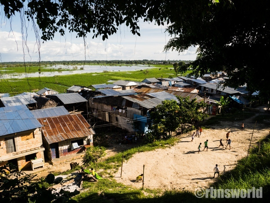 Iquitos - The biggest rural city in one of the most remote areas in the world!