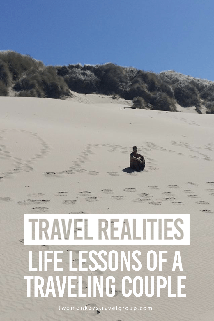 Travel Realities Life Lessons of a Traveling Couple