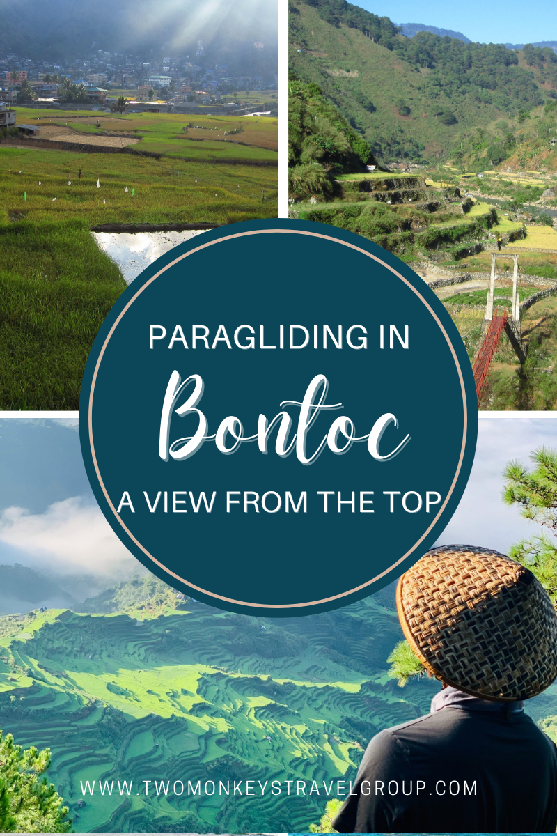 A View from the Top Paragliding in Bontoc