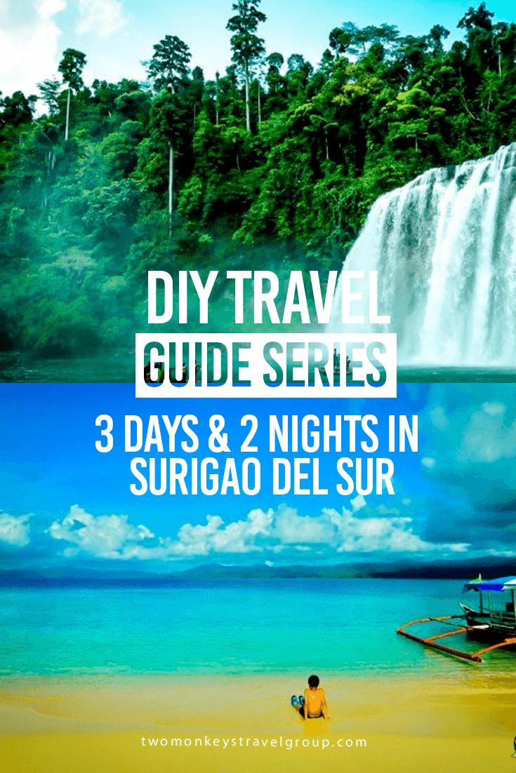 DIY Itinerary Series: 3 Days & 2 Nights in Surigao del Sur