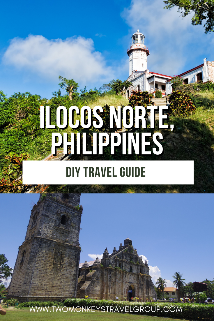 DIY Travel Guide to Ilocos Norte, Philippines [With Suggested Tours]