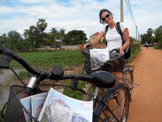 An Interview with Nikki Scott of South East Asia Backpacker Magazine