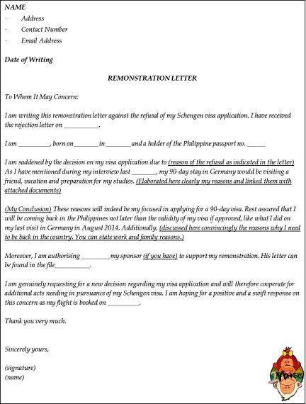 Rejected German Visa Appeal Success Flyyeer Com Travel