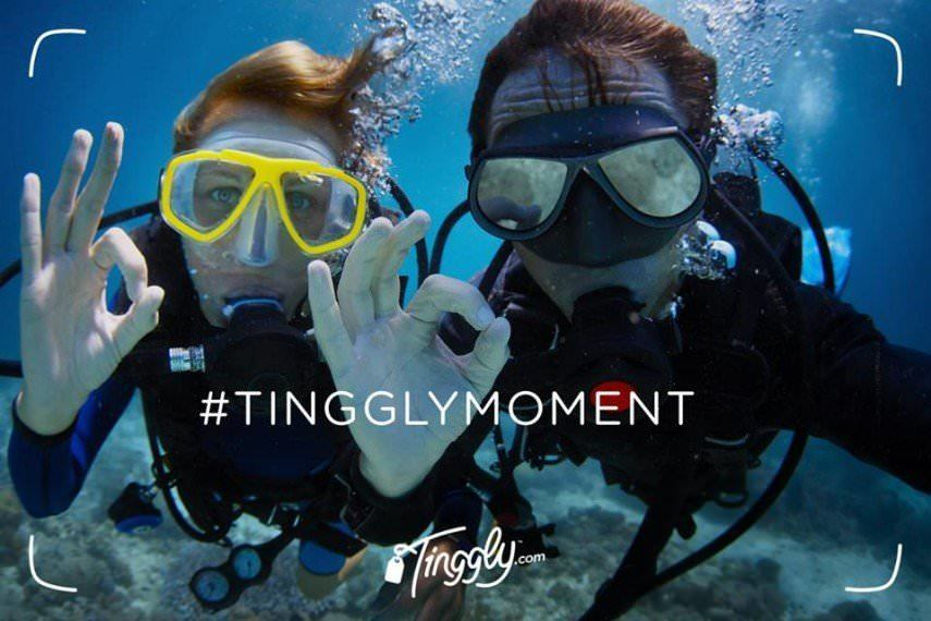 #TingglyMoment Competition